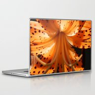 Sunlit Lily Laptop & iPad Skin