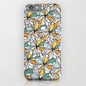 Floral Doodles iPhone & iPod Case