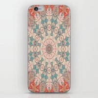 Jungle Kaleidoscope 3 iPhone & iPod Skin