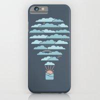 Weather Balloon iPhone 6 Slim Case