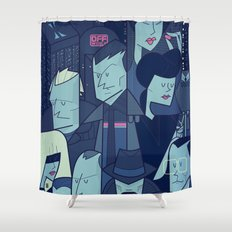 Blade Runner Shower Curtain