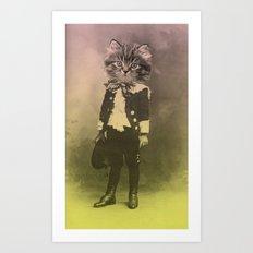 Les Chats, Fancypants Art Print