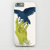iPhone & iPod Case featuring Corvo-papa-zumbi by Jaaaiiro