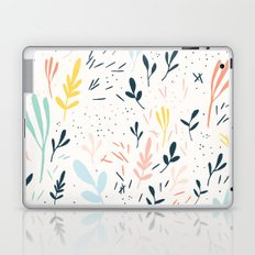 Plants and spikes Laptop & iPad Skin