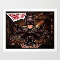The Dark Knight concept! Art Print