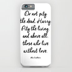 HARRY POTTER // ALBUS DUMBLEDORE II iPhone 6 Slim Case