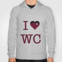 I Heart Wesley Crusher Hoody