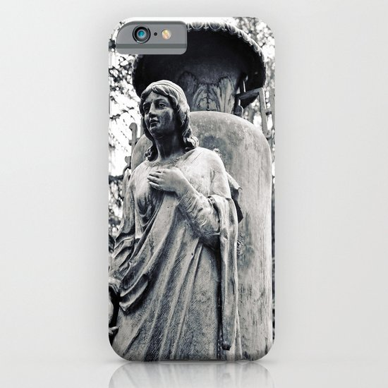 Angel without wings iPhone & iPod Case