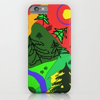 woods iPhone 6 Slim Case