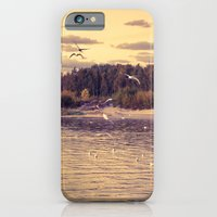 Flying around iPhone 6 Slim Case