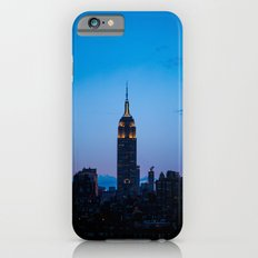 Empire State Building at Sunset iPhone 6 Slim Case
