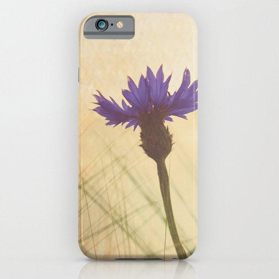 FLOWER Bluebottle iPhone & iPod Case