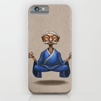 iPhone & iPod Case featuring The Old Master by Bendragon