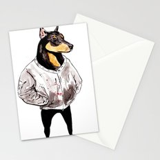 Bad Dog Stationery Cards