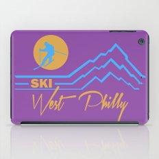 Ski West Philly iPad Case