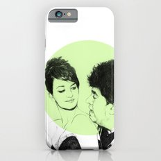 Pedro Almodovar and Penelope Cruz iPhone 6 Slim Case