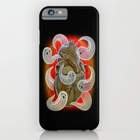 "iPhone & iPod Case featuring ""A HEART FULL OF GHOSTS"" by XRAY"