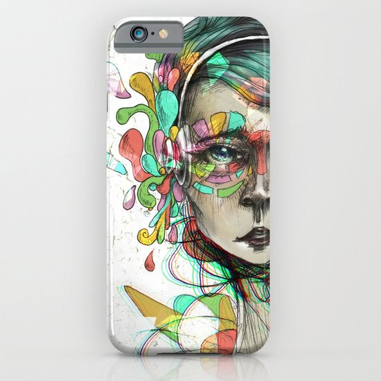 Feel The Beat iPhone & iPod Case