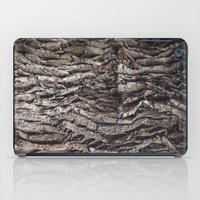 Oak tree trunk iPad Case