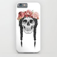 Festival skull iPhone 6 Slim Case