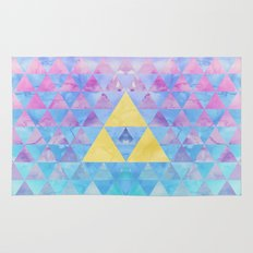 Zelda Geometry Rug