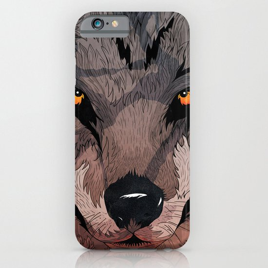 Wolf Mother iPhone & iPod Case
