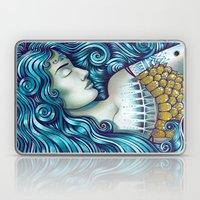 Calypso Sleeps Laptop & iPad Skin