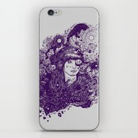 Look At The Light iPhone & iPod Skin