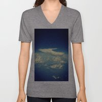 Cloud Unisex V-Neck