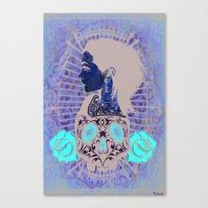 Crania Incarnate Canvas Print
