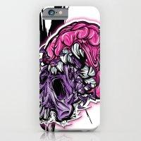 Skull CRUNCH ! iPhone 6 Slim Case