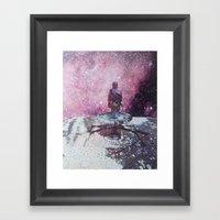 Collage 16 Framed Art Print