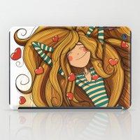 Amorousness iPad Case