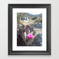 The Lost Path Framed Art Print