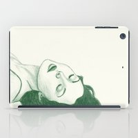 Green Sleep iPad Case