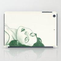 Green Sleep iPad Case