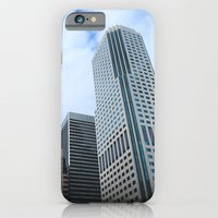 iPhone & iPod Case featuring Never Look Down, Always Look Up by Taylor Scalise