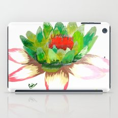 Alice's Water Lily iPad Case