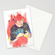 RADIATION  Stationery Cards