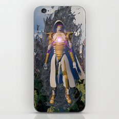 Ascend from Ruin iPhone & iPod Skin