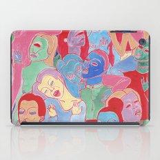 Alien Party Hard iPad Case