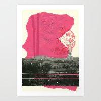 C´est La Vie En Paris Art Print