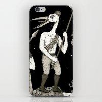 Capture the Flag iPhone & iPod Skin