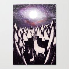 Idolize Canvas Print