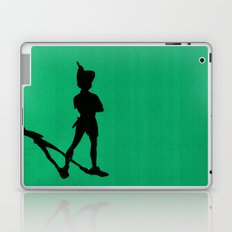 HE CAN FLY! (Peter Pan) Laptop & iPad Skin