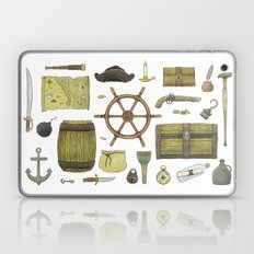 Pirated Laptop & iPad Skin