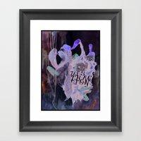 The Sloth Framed Art Print