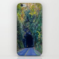Dream tunnel  iPhone & iPod Skin