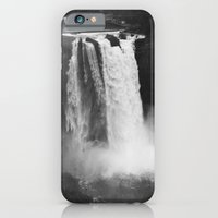 iPhone & iPod Case featuring Snoqualmie Falls, WA by Gilganizer