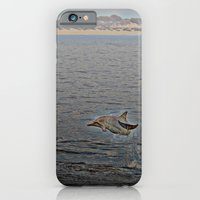 Dolphin Leap iPhone 6 Slim Case